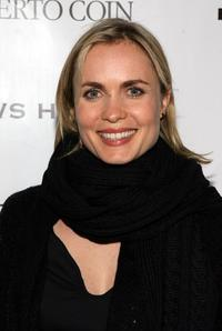 Radha Mitchell at the premiere party of