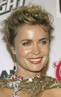 Radha Mitchell at the California premiere