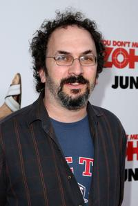 Robert Smigel at the premiere of