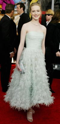 Evan Rachel Wood at the 10th Annual Screen Actors Guild Awards.