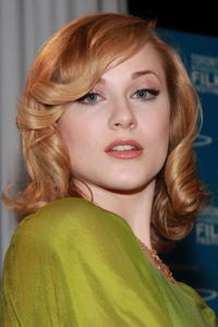 Evan Rachel Wood at the TIFF 2007 Press Conference For