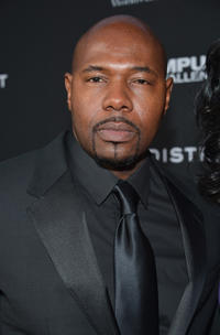 Director Antoine Fuqua at the California premiere of