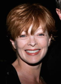 Frances Fisher at the premiere of