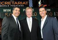 Producer Gordon Gray, Randall Wallace and producer Mark Ciardi at the premiere of