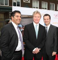 Randall Wallace and Guests at the special screening of