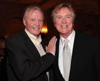 Jon Voigt and Randall Wallace at the after party of the premiere of