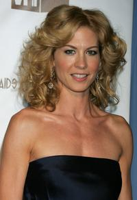 Jenna Elfman at the 14th Annual Elton John Academy Awards viewing party.