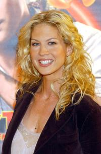 Jenna Elfman at the promotional photocall of