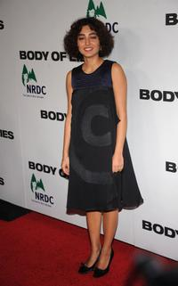 Golshifteh Farahani at the premiere of