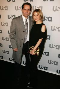 Tony Shalhoub and Traylor Howard at the