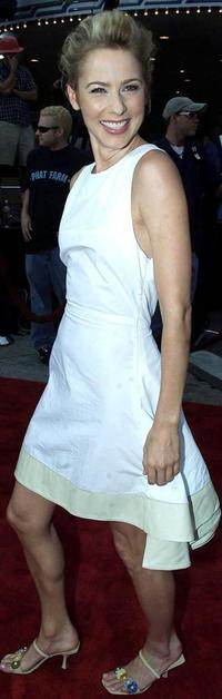 Traylor Howard at the premiere of