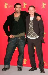 Erdal Yildiz and Florian Lukas at the photocall of