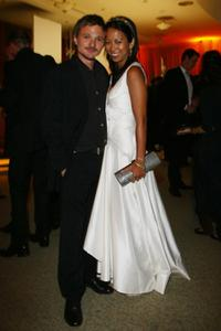 Florian Lukas and Minh-Khai Phan-Thi at the 2009 German Film Awards.