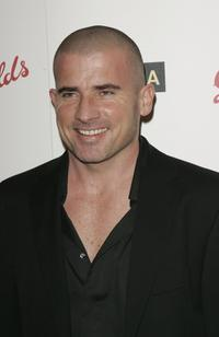 Dominic Purcell at the
