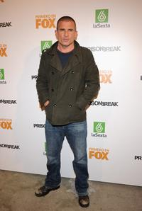 Dominic Purcell at the Casa Fox Opening.