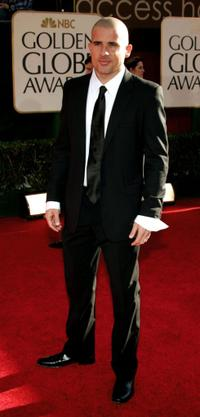 Dominic Purcell at the 63rd Annual Golden Globe Awards.