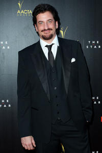 Lachy Hulme at the 2nd Annual AACTA Awards in Australia.