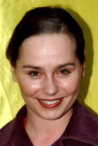 Tara Fitzgerald at the premiere of