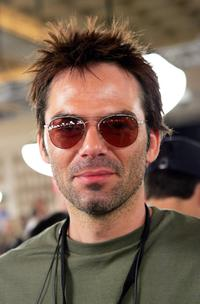 Billy Burke at the 2006 World Series of Poker media / celebrity event.