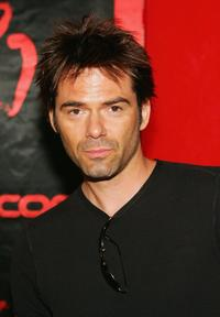Billy Burke at the Bodog.com party.