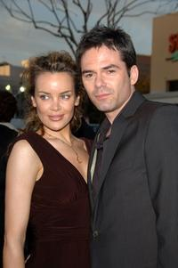Colleen Porch and Billy Burke at the LA premiere of