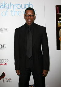 Orlando Jones at the Hollywood Life magazine's 6th Annual Breakthrough Awards.