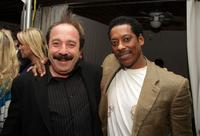 Bill Clark and Orlando Jones at the after party of the New York premiere of