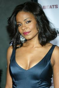 Sanaa Lathan at the 3rd Annual Vibe Awards.