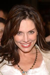 Krista Allen at the premiere of