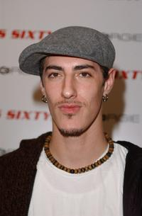 Eric Balfour at the Miss Sixty and Energie official store opening.