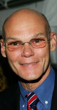 James Carville at the Toronto International Film Festival gala presentation of ''All The Kings Men.