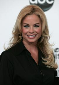 Jessica Collins at the 2007 ABC All Star Party.