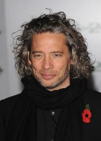 Dexter Fletcher at the launch of