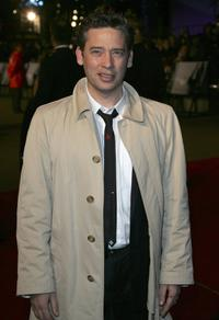 Dexter Fletcher at the Royal Premiere of