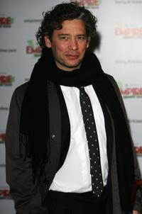 Dexter Fletcher at the Sony Ericsson Empire Film Awards.