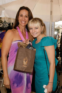 Lindsey Haun and Guest at the Day 1 of 6th Annual DPA Pre-Emmy Gift Suite in California.