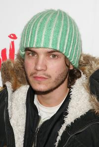 Emile Hirsch at the 2007 Sundance Film Festival.