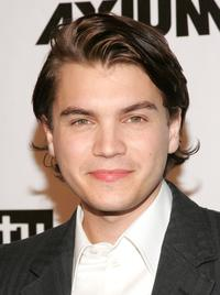 Emile Hirsch at the 17th Annual Gotham Awards.