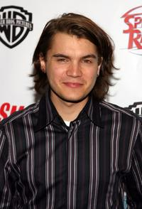 Emile Hirsch at the Warner Bros. Pictures presentation of