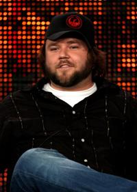 Tyler Labine at the FOX Sons of Tucson portion of the 2010 Winter TCA Tour.