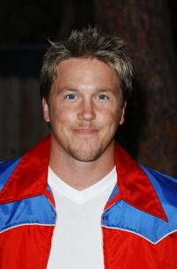 Lochlyn Munro at the premiere of
