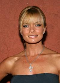 Jaime Pressly at the AIDS Healthcare Foundation Hot In Hollywood Party.