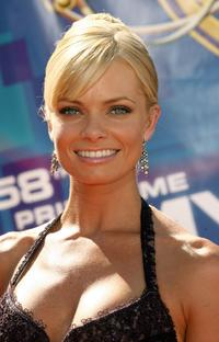 Jaime Pressly at the 58th Annual Primetime Emmy Awards.