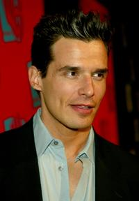 Antonio Sabato, Jr. at the WB Networks 2004 All-Star Winter party.
