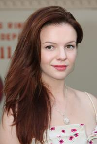 Amber Tamblyn at the Award Of Excellence Star presentation for the Screen Actors Guild on Hollywood Boulevard.