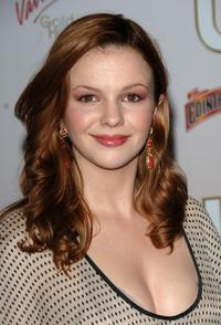 Amber Tamblyn at the Us Hollywood 2007 Party.