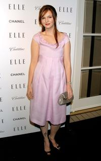 Amber Tamblyn at the Elle's 14th Annual Women in Hollywood party.