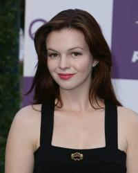Amber Tamblyn at the 17th Annual Environmental Media Awards.