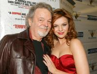 Russ Tamblyn and Amber Tamblyn at the screening of