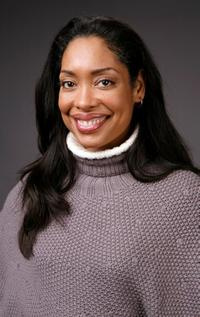 Gina Torres at the Film Lounge Media Center during the 2009 Sundance Film Festival.